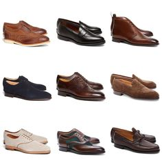 PSA: Good deals at Brooks Brothers online check out thelink in bio for my top pics and link to the shoe section!! ______________ I just grabbed a couple of Peal & Co lightweight loafers from the clearance section for $243 and they are likely made by Alfred Sargent or Crockett & Jones. Other good deals include sales on Edward Green and Allen Edmonds made shoes starting from about $110!