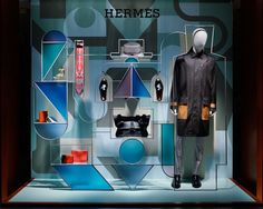 "HERMES, ""You don't know this new me; I put back my pieces differently"", photo by VM Tips, pinned by Ton van der Veer"