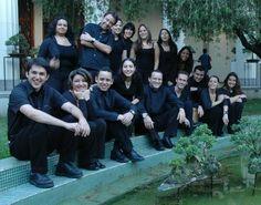 La Sarabanda - antiguo Ensamble Vocal Opencrom - Jardines Museo de Bellas Artes - 2004 - Caracas