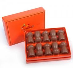 Jacques Torres chocolate Tattinger champagne corks