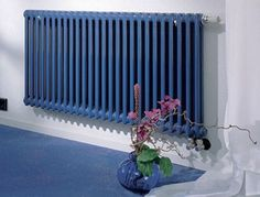Painting Old Heaters and Cast Iron Radiators, Stylish Accents in Retro Style - Interior Design Inspirations