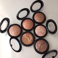 Makeup love gorgeous pink eyeshadows