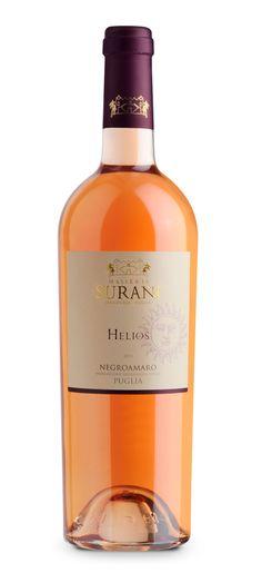 Masseria Surani Helios Negroamaro Puglia IGT #wine #Tommasiwine #MasseriaSurani www.tommasi.com