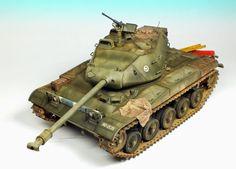 "Babyloon Model: ARVN M-41 ""Walker Bulldog"" /1:35 Tamiya/"