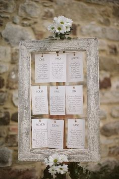 One of the most important problems to solve planning a wedding is where and who will sit. After you solve it, you are to choose a seating chart design and make corresponding escort cards. What are the ideas for a seating chart?