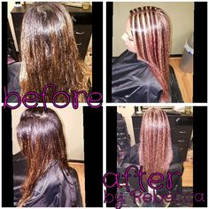 Full highlight, comb thru color, & haircut done by myself Rebecca at Simply Chic Beauty Salon  in Lowell, MA