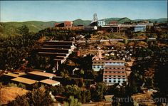 Homestake Gold Mine, Lead South Dakota. I always wanted to move there.  Lots of hills and views!