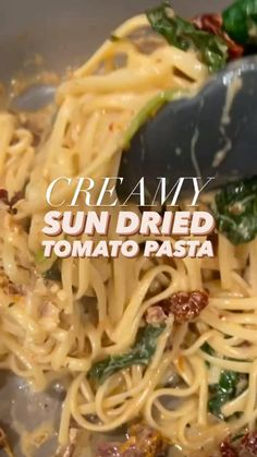 Pasta Recipes, Dinner Recipes, Cooking Recipes, Healthy Cooking, Healthy Eating, Healthy Recipes, Cream Sauce Pasta, How To Cook Pasta, Pasta Dishes
