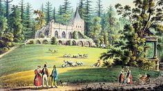 Bukowiec - raj wymyślony przez hrabiego von Redena u podnóży Karkonoszy