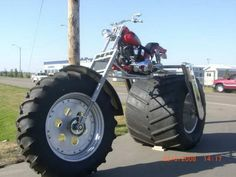 Weird Motorcycle