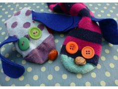 Sock puppets - Top puppet making ideas for kids