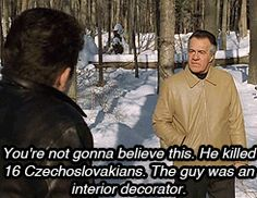 Pine Barrens. Funniest Sopranos episode ever.
