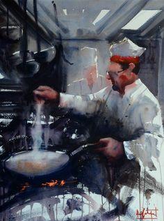 Open Juror 2015 - Alvaro Castagnet - Restaurant Kitchen
