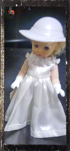 Madame Alexander McDonald's Happy Meal Bride Doll NOT FOR SALE
