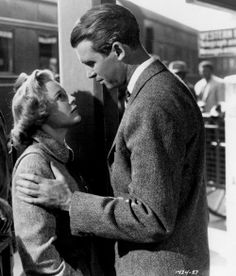 The Stratton Story is a 1949 film directed by Sam Wood which tells the true story of Monty Stratton, a Major League Baseball pitcher who pitched for the Chicago White Sox from 1934-1938. This is the first of three movies that paired stars Jimmy Stewart and June Allyson,
