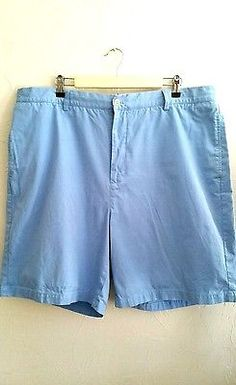 Vineyard Vines Links Short Golf Classic Fit Flats Blue Shorts Men's Size 42