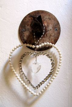 rust and pearls