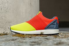 adidas Originals ZX Flux Slip On 新色が発売