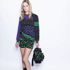 Anna Ewers Anna Ewers, Backstage, Versace, Dresses, Fashion, Vestidos, Moda, Fashion Styles, Dress