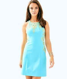 218d2ded1909 Tina Stretch Shift Dress by Lilly Pulitzer