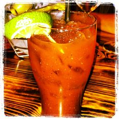 Bloody Mary from Manito Taphouse