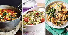 5 atraktivních letních receptů z cukety Kung Pao Chicken, Potato Salad, Curry, Potatoes, Eat, Cooking, Ethnic Recipes, Food, Kitchen