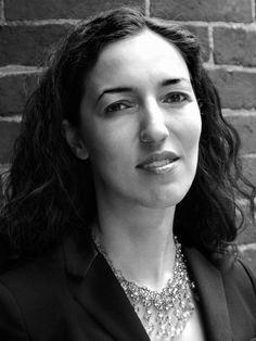Marie-Pierre Stark-Flora, founder & CEO of iluminage. Jeremy's boss (& friend).