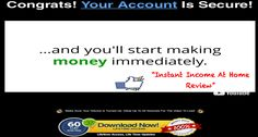 instant income at home review