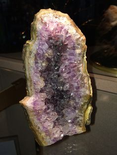 Awesome Amethyst The Stone Of Protection, Spirituality, And Peace. It Calms Fearsu2026
