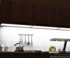 kitchen ambient lighting. The Super Stylish Bottom Cabinet Shelf Light Largely Illuminates Your Kitchen Worktops To Assist You With Ambient Lighting