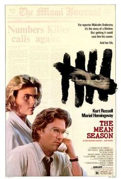 The Mean Season movie poster