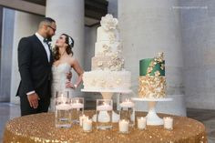 Kimberly Pottef Photography - Miam Cakes - Connie Duglin Specialty Linens - Finer Things Event Planning - Lazaro from La Jeune Mariee Bridal Boutique - Pursuit