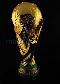The SOCCER World Cup ... it's just fun every 4 years!!! ~ ♥