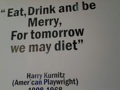 Just diet