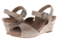 Mephisto Beauty Light Sand Liz/Gold Boa - Zappos.com Free Shipping BOTH Ways