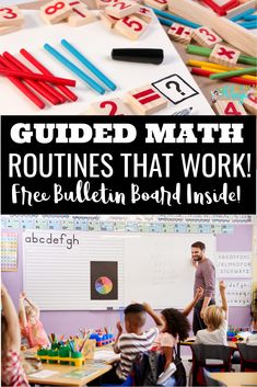 An article with 10 tips to get your guided math workshop rolling from the start. This article is for teachers of students in first and second grade. Great examples using BUILD math centers to be used during your math centers while you teach your math groups.