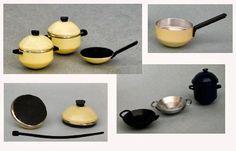 TUTORIAL Pots & Pans from Cigar tubes MINI DESIGN: Pan [cigar cases part 1] (use Google Translate)