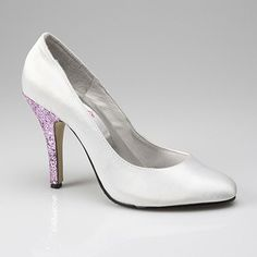 Heavenly heels - I Want Crystal Couture