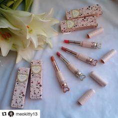 #Repost @meokitty13 (@get_repost)  Laduree Lipstickssssss  - matte Rouge & Glossy Rouge  which colour you like ????   #laduree#ladureeparis#lipstick#ladureecosmetic#japan#japanmakeup#japanbeautyproduct#clozette#follow4follow#instafollow#beauty#beautyblog#beautyblogger#beautyjunkie#beautyaddict#beautyreview#makeup#makeuplover#makeupaddict#makeupjunkie#makeupporn#makeupgeek#beautyblogger#blogger#ukblogger#meokitty13