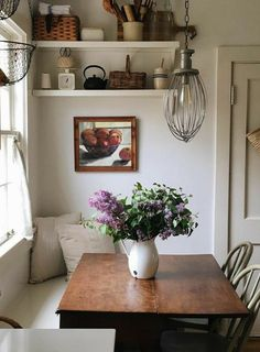 Ecliss Home E Decor Milano the art of slow living.Ecliss Home E Decor Milano the art of slow living Slow Living, Dining Area, Dining Rooms, Dining Table, Nook Table, Table Bench, Corner Dining Nook, Kitchen Seating Area, Corner Banquette