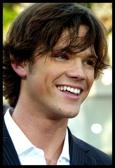 Oh, Jared, Jared, I have to confess I was a little slower to warm up to you than your co-star, but you have long since won me over.  Like Jensen, there are a lot of things we fans... appreciate about Jared Tristan Padalecki. This page is a...