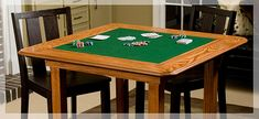 Learn How to Build a Poker Table
