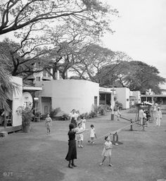 Manila Carnival 1934 children play ground at the Agriculture & Forestry Exhibit Agriculture & Commerce Rizal Park Manila Philippines Rizal Park, Philippine Holidays, Philippine Art, Filipino Culture, Manila Philippines, Children Play, Vintage Pictures, Where To Go, Agriculture