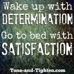 Fitness Motivation - Determination ultimately ...