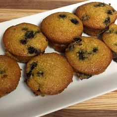 Blueberry Muffins |