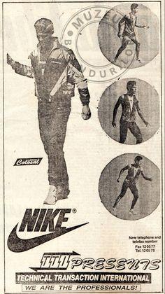 First Nike store in Ploiesti, Romania - 1922