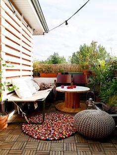 Ma terrasse d'automne - Lili in wonderland