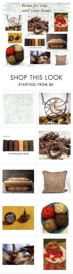 """""""Great items for you and your home"""" by cozeequilts ❤ liked on Polyvore featuring WALL"""