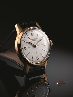 Jaeger-LeCoultre Geophysic  from 1958