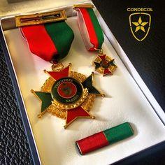 Medalla Alcaldía de Tuquerres. Departamento de Nariño. Colombia.